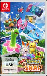Cover New Pokémon Snap