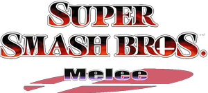 Super Smash Bros. Melee Logo