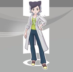 Professor Daisy