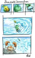 BisaComic #4 – Bisa macht Sommerferien