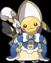 Damen-Pikachu