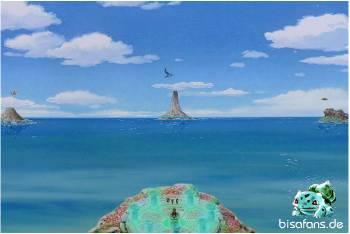 Die Inseln der legendären Vögel
