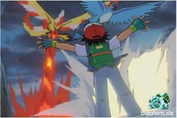Ash versucht den Wahnsinn zu stoppen