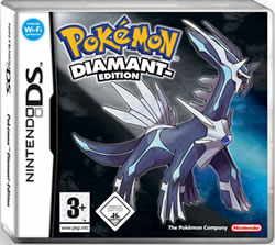 Pokémon Diamant Packung