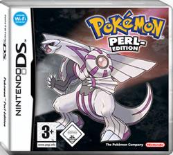 Pokémon Perl Packung