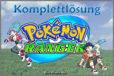 Pokémon Ranger Bild