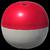 Pokéball Rot