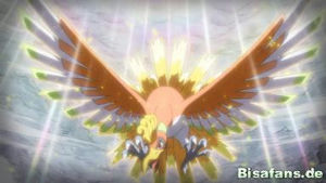 Screenshot von Ho-Oh