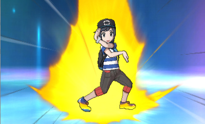 Pikachu Z-Attacke