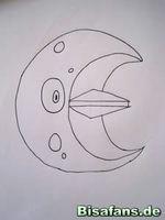 Zeichenkurs Lunastein - Schritt 6