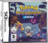 Pokémon Mystery Dungeon: Team Rot (GameBoy Adv.)