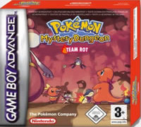 Pokémon Mystery Dungeon: Team Blau (Nintendo DS)
