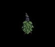 Burmy Pflanzenumhang