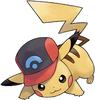 Ash-Pikachu (Sinnoh)