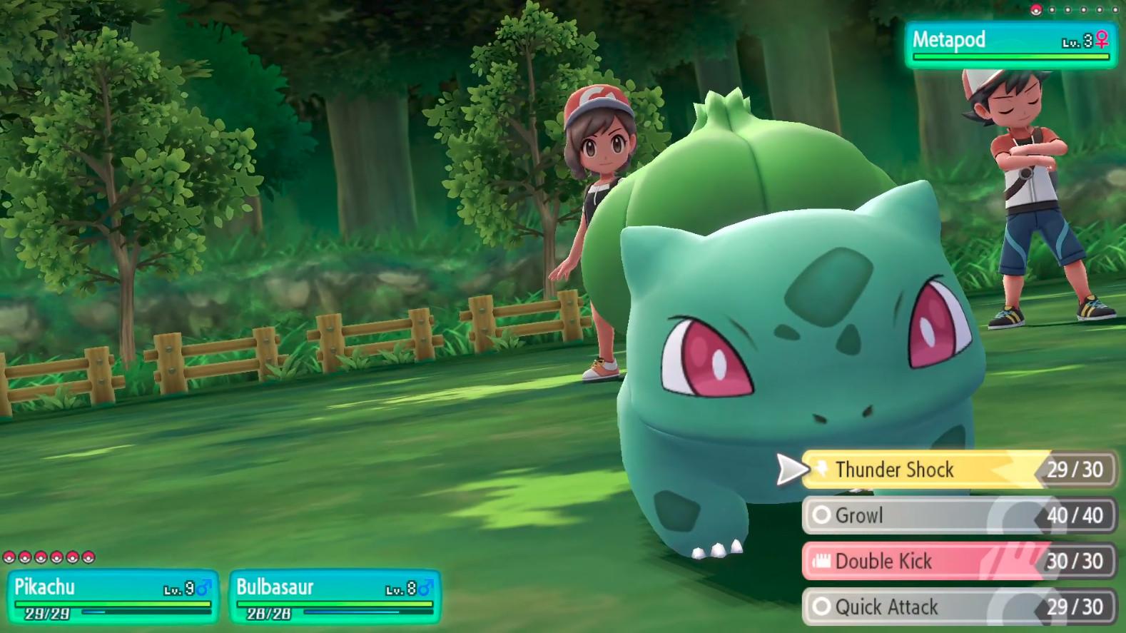 E3: Erster Eindruck — Pokémon Let's Go, Pikachu! & Evoli
