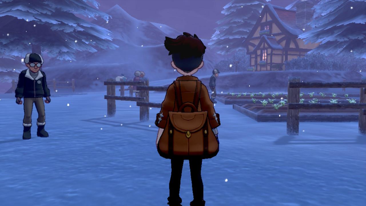 Screenshot des Spiels