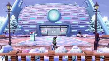 Eis-Arena