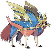 Zacian (König des Schwertes)