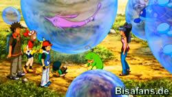 Lizabeth und ihre Pokémon
