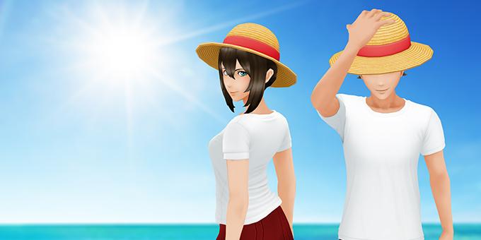 One Piece-Kleidungsstück