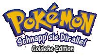 Pokémon Goldene Edition