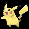 Pikachu als Starter