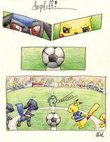 BisaComic Spezial #2 – Start der Fußball-WM 2014 in Brasilien