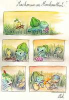 BisaComic #5 – Machen wir Marshmallows!