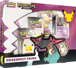 Pokémon Sammelkartenspiel: Celebrations Kollektion - Katapuldra Prime
