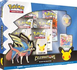 Pokémon Sammelkartenspiel: Celebrations Deluxe Pin Kollektion