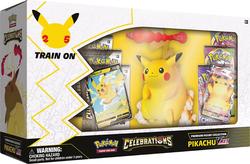 Pokémon Sammelkartenspiel: Celebrations Premium Figur-Kollektion - Pikachu-VMAX