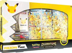 Pokémon Sammelkartenspiel: Celebrations Spezial-Kollektion - Pikachu V-Union
