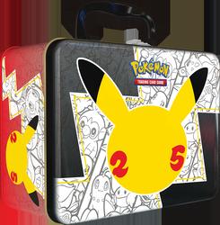 Pokémon Sammelkartenspiel: Celebrations Collector Chest