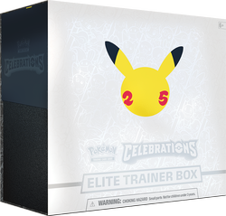 Pokémon Sammelkartenspiel: Celebrations Elite Trainer Box