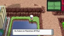 Screenshot von der Pokétch