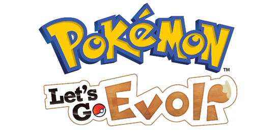 Pokémon Let's Go, Evoli!