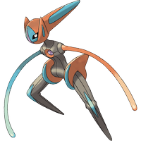 Deoxys Initiativeform