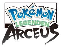 Logo Pokémon-Legenden: Arceus