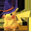 Pikachu-Hexenhut