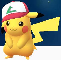 Pikachu-Kappe