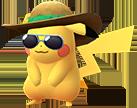 Pikachu-Sommerhut