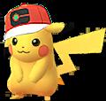 Pikachu Weltreise-Kappe