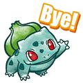 Bisasam: Bye!