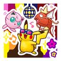 Pikachu, Karpador und Pummeluff