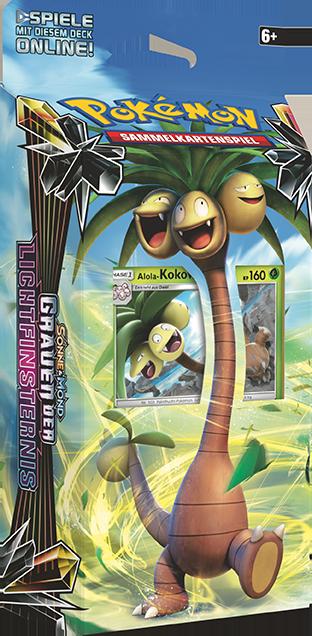Grauen der Lichtfinsternis Pokemon 50//131 Iscalar Sonne und Mond