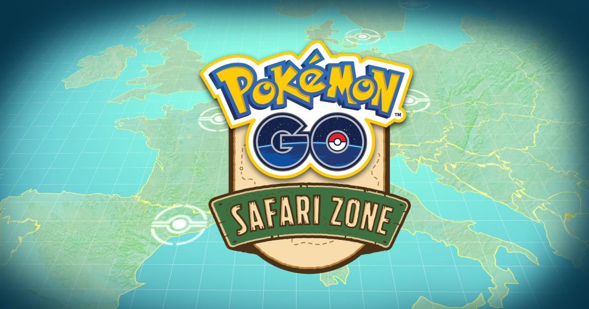 Safari Zone USA 2020