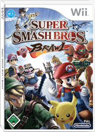 Cover von Super Smash Bros. Brawl
