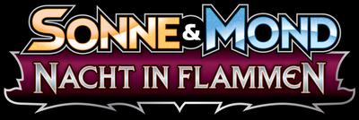 SM-Nacht in Flammen