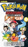 Pokémon Adventures Black & White (VIZmedia)