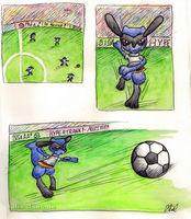 BisaComic Spezial #3 – Finalteilnahme bei der Fußball-WM 2014